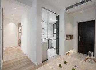 80平米三现代简约风格厨房装修效果图