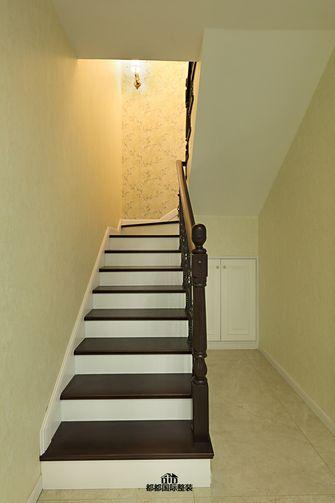 20万以上140平米复式美式风格楼梯设计图