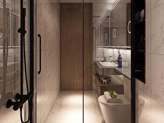 90平米三室两厅宜家风格卫生间图片大全