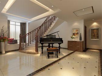 经济型100平米三室两厅北欧风格楼梯欣赏图