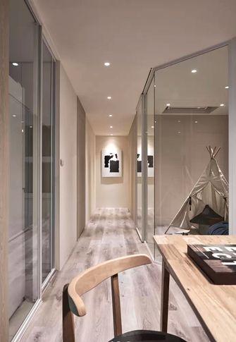 90平米三现代简约风格走廊装修效果图