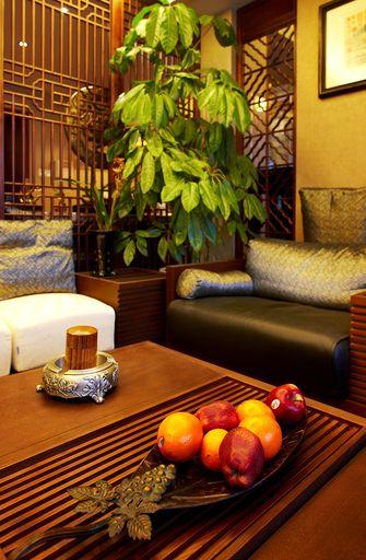 豪华型140平米别墅东南亚风格影音室装修效果图