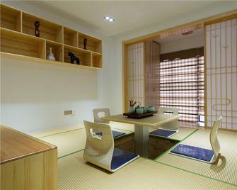 80平米三室两厅现代简约风格书房图片大全