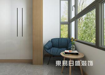 90平米日式风格阳台图
