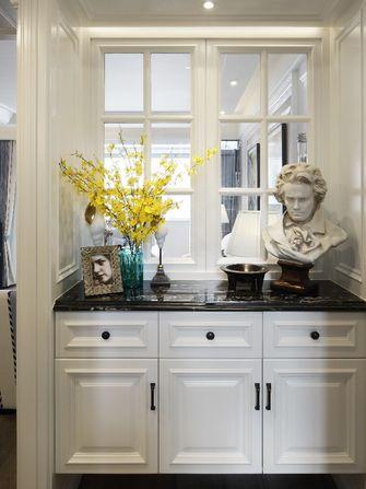 60平米一室一厅美式风格客厅装修图片大全