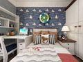 140平米四室两厅田园风格儿童房装修案例