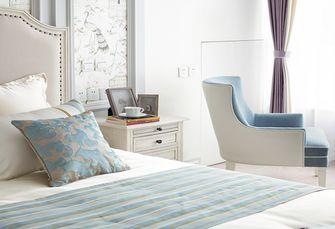 120平米复式欧式风格卧室设计图