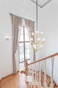 140平米别墅美式风格楼梯间装修图片大全