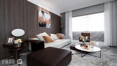 20万以上120平米现代简约风格客厅效果图