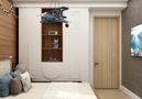 70平米日式风格儿童房图
