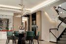 140平米别墅中式风格餐厅装修图片大全