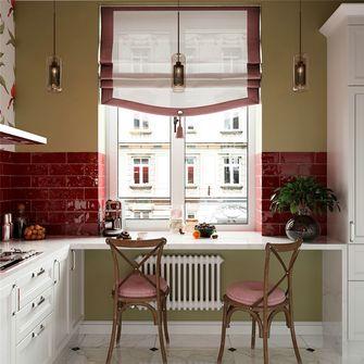 70平米一室两厅混搭风格厨房欣赏图