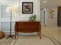 100平米三室两厅美式风格客厅门口效果图