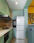 40平米小户型东南亚风格厨房图片大全