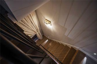 140平米四室两厅法式风格楼梯间设计图