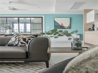 130平米四室一厅宜家风格客厅欣赏图
