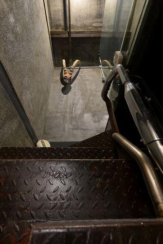 富裕型30平米小户型其他风格楼梯图片大全