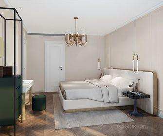 100平米一室两厅法式风格卧室图