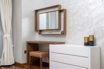 140平米三现代简约风格梳妆台欣赏图