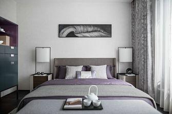 140平米四室一厅混搭风格卧室欣赏图