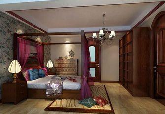 一室户东南亚风格效果图