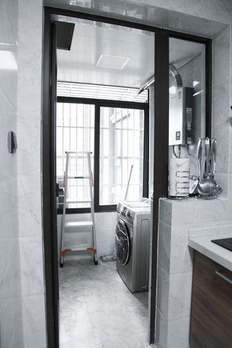 5-10万80平米三室一厅地中海风格阳光房效果图