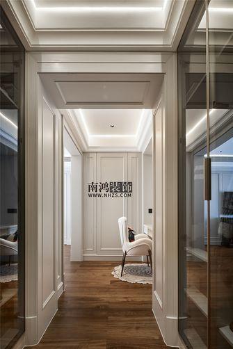 140平米四室两厅美式风格衣帽间设计图