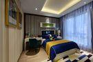 100平米三室一厅新古典风格卧室装修案例