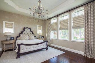 50平米小户型美式风格卧室图