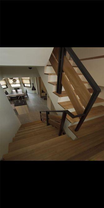 豪华型140平米复式日式风格楼梯图片大全