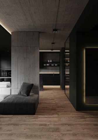 110平米三现代简约风格走廊图