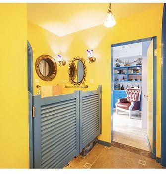 130平米三室两厅地中海风格储藏室图