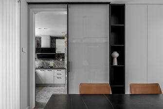 140平米三室三厅混搭风格厨房设计图