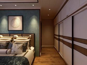 120平米四室一厅中式风格卧室装修效果图