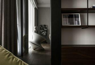 140平米三室两厅现代简约风格衣帽间设计图