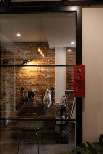 90平米三室一厅混搭风格衣帽间图片