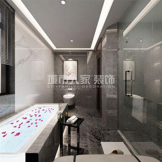 140平米复式中式风格卫生间装修效果图