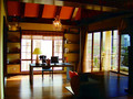 120平米三室两厅东南亚风格书房装修图片大全