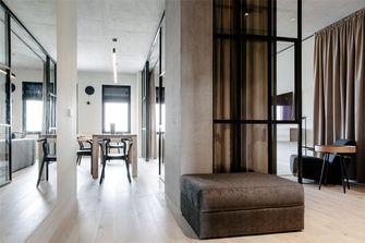 70平米一居室混搭风格走廊图