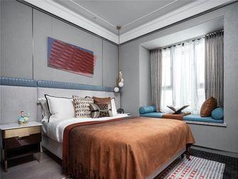 120平米四室两厅现代简约风格卧室装修案例
