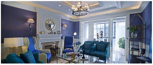 20万以上140平米四室四厅其他风格餐厅装修图片大全