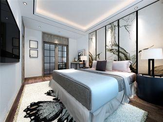 富裕型140平米三室三厅东南亚风格卧室装修图片大全