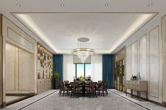140平米现代简约风格餐厅效果图
