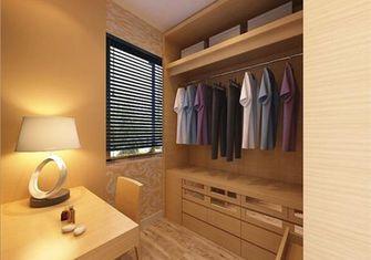 60平米三室一厅混搭风格衣帽间鞋柜装修图片大全