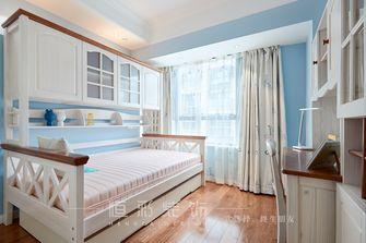 富裕型80平米三室两厅北欧风格儿童房图片大全