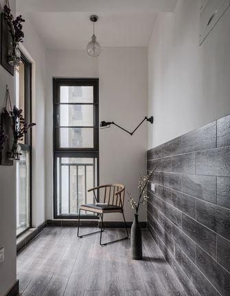 140平米三室两厅北欧风格阳台装修案例