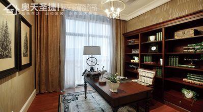 5-10万140平米欧式风格书房效果图