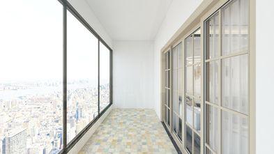 90平米三欧式风格阳台欣赏图