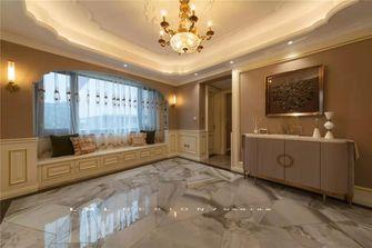 140平米别墅英伦风格走廊图片