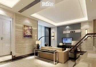 豪华型140平米别墅现代简约风格楼梯图